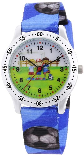 Children's  Wristwatch Football Boys 8425