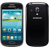 Samsung Galaxy S3 Mini I8200 Value Edition Unlocked Cellphone, Retail Packaging, 8GB, Black