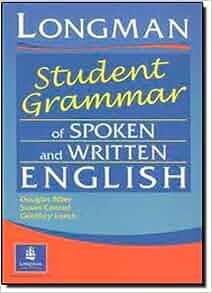 Longman Grammar of Spoken and Written English pdf