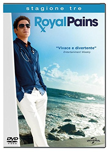 Royal Pains: Stagione 3 (4 DVD)