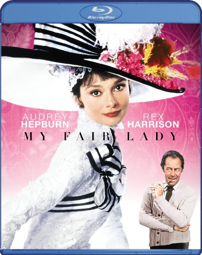 Cover art for  My Fair Lady [Blu-ray]