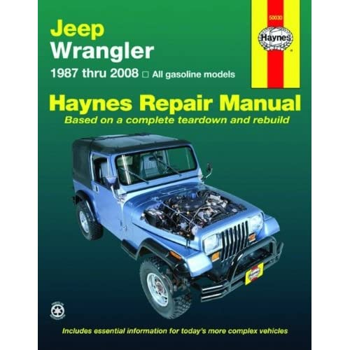 Contents contributed and discussions participated by john buniff 1997 jeep wrangler service manual fandeluxe Images