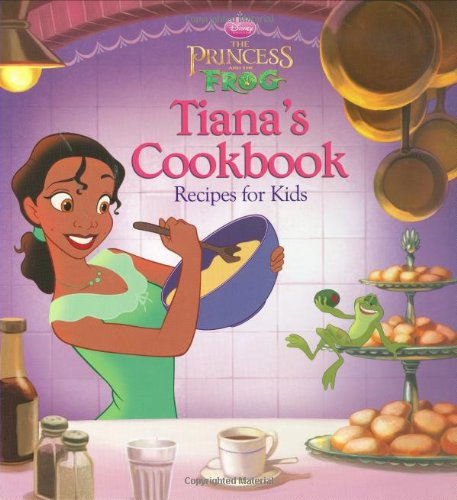 Tiana's Famous Beignets Recipe from The Princess and the Frog: Tiana's Cookbook Recipes for Kids