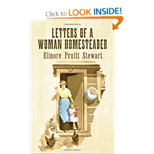 Letters of a Woman Homesteader (Dover Books on Americana) by Elinore Pruitt Stewart and N. C. Wyeth