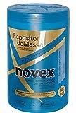 6 Pack Case Embelleze Novex Hair Body Builder Treatment Cream With Max Lanolin 14.1 Oz   Embelleze Novex Repositor De Massa Creme De Tratamento Capilar 400 G