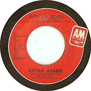 Bryan Adams:Fits Ya Good Lyrics | LyricWiki | FANDOM ...