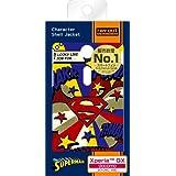 レイ・ アウト docomo Xperia™ GX SO-04D用 キャラクター ・ シェルジャケット/ スーパーマンロゴ RT-WSO04DA/SM