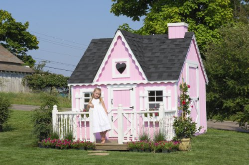 Little Cottage Playhouse front-1065038
