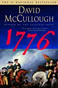 1776 by David McCullough cover image