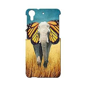 BLUEDIO Designer Printed Back case cover for HTC Desire 728 - G4525