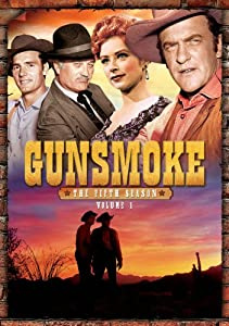 Gunsmoke: The Fifth Season, Vol. 1 from Paramount