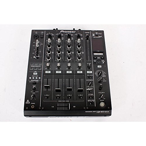 Pioneer Djm-900Nexus 4-Channel Professional Dj Mixer Black 888365165875