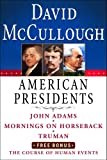 Image of David McCullough American Presidents E-Book Box Set: John Adams, Mornings on Horseback, Truman, The Course of Human Events