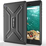 Nexus 9 Case - Poetic Google Nexus 9 Case [Revolution Series] - Polycarbonate Shell & Outer TPU Skin Case for Google Nexus 9 (2014) Black (3-Year Manufacturer Warranty From Poetic)