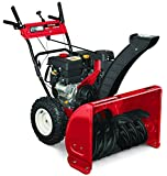 Yard Machines 31AH65FH700 30-Inch 357cc OHV 4-Cycle Gas Powered 6-Speed Self-Propelled Two-Stage Snow Thrower With Electric Start (Discontinued by Manufacturer)