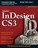 Adobe InDesign CS3 Bible Galen Gruman