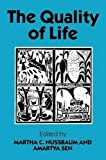 The Quality of Life (WIDER Studies in Development Economics)