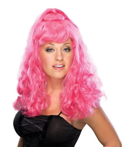 Rubie's Costume Spicy Girl Adult Wig