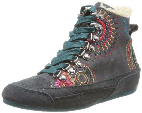 Desigual  Sneakers Lili 3,  Sneaker donna, Grigio (Gris (Cemento)), 36