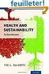 Health and Sustainability: An Introdu...
