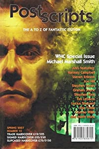 Postscripts #10 - World Horror Convention Special Edition [hc] (Issue 10) by Ramsey Campbell, Stephen King, Michael Marshall Smith and Graham Joyce