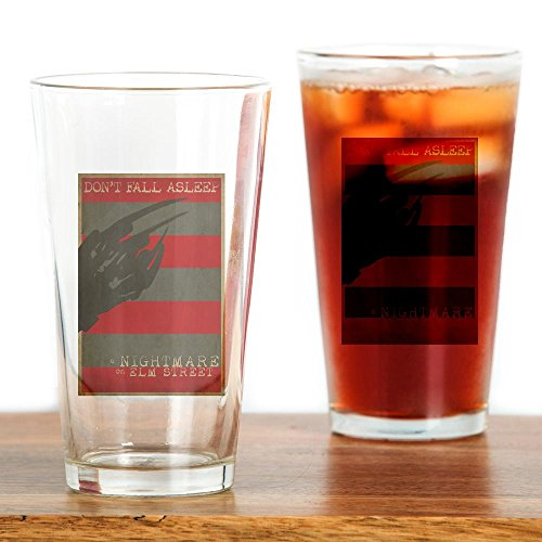 CafePress - A Nightmare on Elm Street Drinking Glass - Pint Glass, 16 oz. Drinking Glass