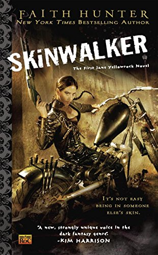 Skinwalker (Jane Yellowrock, #1)