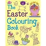 The Easter Colouring Bookby Jessie Eckel