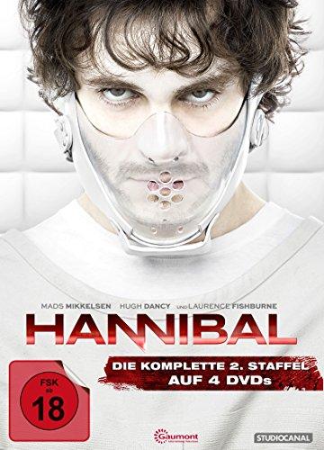 Hannibal - Die komplette 2. Staffel [4 DVDs]
