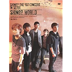 First Concert: Shinee World
