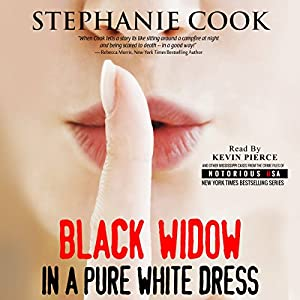Black Widow in a Pure White Dress Audiobook