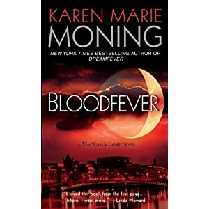The Fever Series 1-4 by Karen Marie Moning