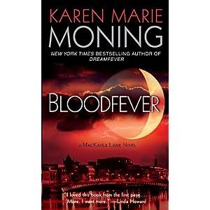 The Fever Series 1-4 by Karen Marie Moning