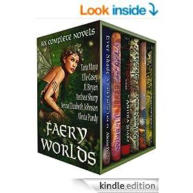 Faery Worlds Boxed Set - Six Bestselling Novels