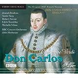 Verdi: Don Carlos