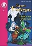 img - for ESPRIT FANT   MES T08 : L'INVENTION D'HERCULE book / textbook / text book
