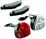Reelight SL120 Bicycle Safety Lights - No Batteries Required