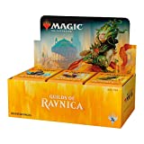 Magic: The Gathering Guilds of Ravnica Booster Box | 36 Booster Packs (540 Cards) | New Set