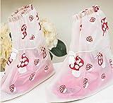 Highdas Schuhe Wasserdichte Taschen Kinder Regen Schuhe Protektoren Für Jungen