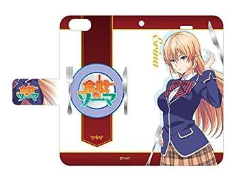 手帳型スマホケースiPhone5/5S専用食戟のソーマ02 薙切えりな