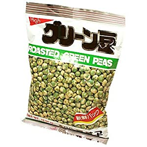 Kasugai Roasted Peas 12.34 oz by Kasugai