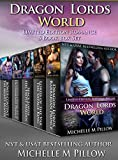 Dragon Lords World: Limited Edition Romance 5 Book Box Set (English Edition)