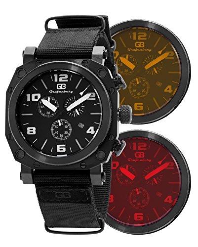 Grafenberg gents chronograph, GB204-622