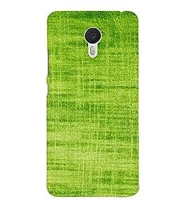 EPICCASE Leaf green Mobile Back Case Cover For Meizu M3 Note (Designer Case)