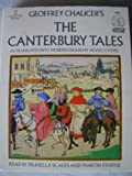 img - for Geoffrey Chaucer's The Canterbury Tales book / textbook / text book