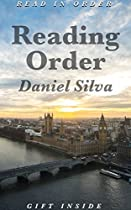 Reading Order: Daniel Silva: With Gift Inside: New Release 2016: Gabriel Allon: Michael Osbourne