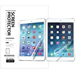 FORDIGI Apple iPad Air / iPad Air 2 Premium Quality Crystal Clear Screen Protector (1 Pack)