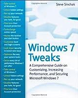 Windows 7 Tweaks Front Cover