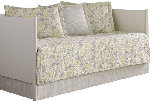 Check Out This Laura Ashley 5-Piece Joy Daybed Cover Set, Twin, Floral