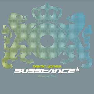 Blank And Jones - Substance-10th Anniversary Deluxe Edition (2CD)